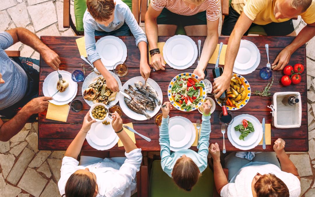 Consells per tenir èxit a la taula
